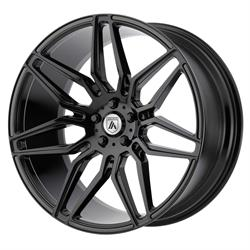 Asanti ABL11-20905635BK Black Label Series Wheel, 20 x 9