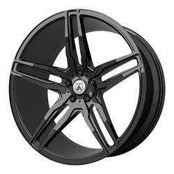 Asanti ABL12-19955645BK Black Label Series Wheel, 19 x 9.5