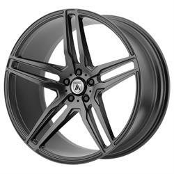 Asanti ABL12-20901235MG Black Label Series Wheel, 20 x 9