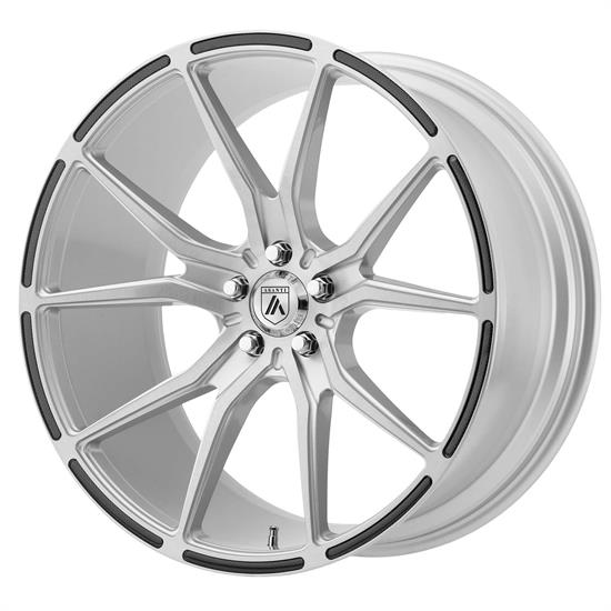 Asanti ABL13-20055638SL Black Label Series Wheel, 20 x 10.5
