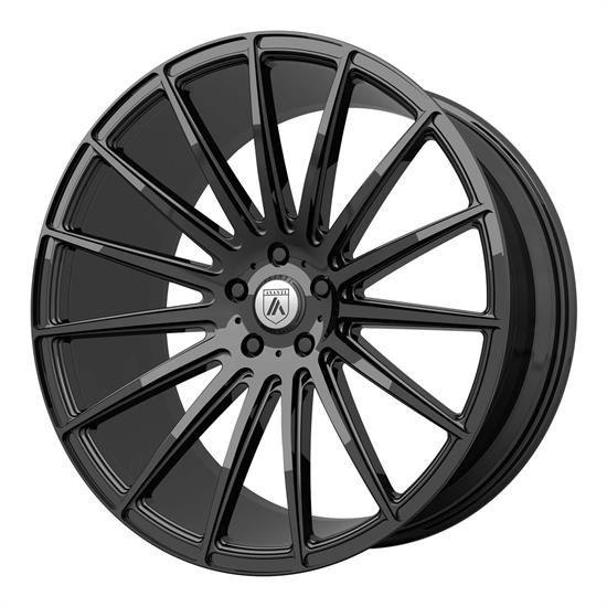 Asanti ABL14-20855638BK Black Label Series Wheel, 20 x 8.5
