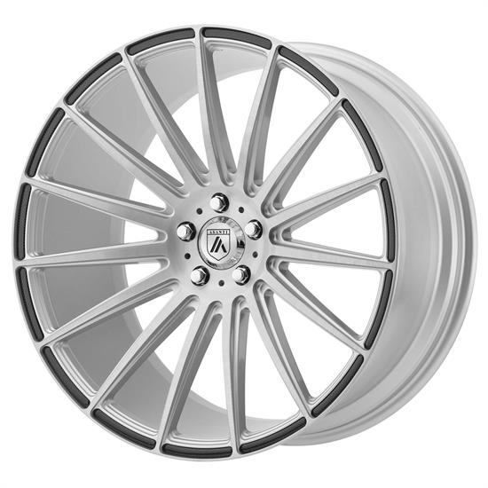 Asanti ABL14-22051235SL Black Label Series Wheel, 22 x 10.5