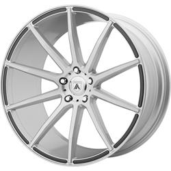 Asanti ABL20-20851520SL Black Label Series Wheel, 20 x 8.5