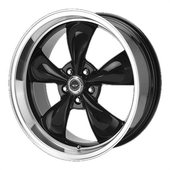 American Racing AR105M6780B Torq Thrust M Series Wheel, 16 x 7