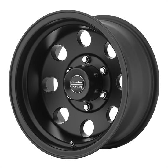 American Racing AR1725873B Baja Series Wheel, 15 x 8