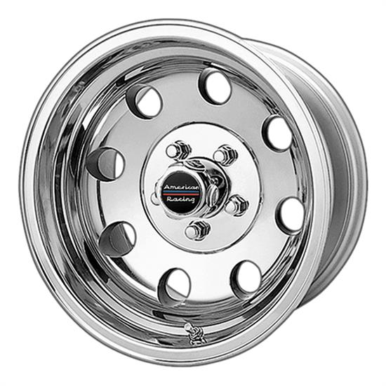 American Racing AR1727973 Baja Series Wheel, 17 x 9