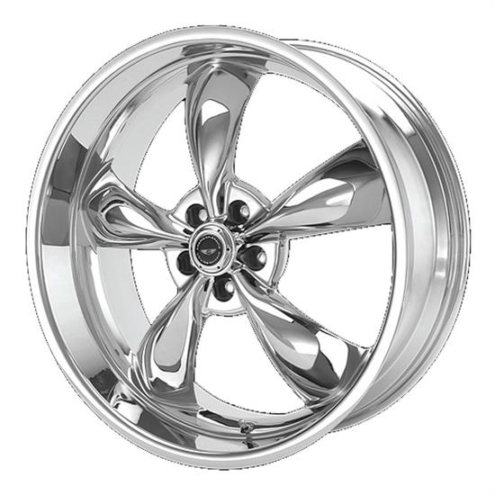 American Racing AR605M7961C Torq Thrust M Series Wheel, 17 x 9