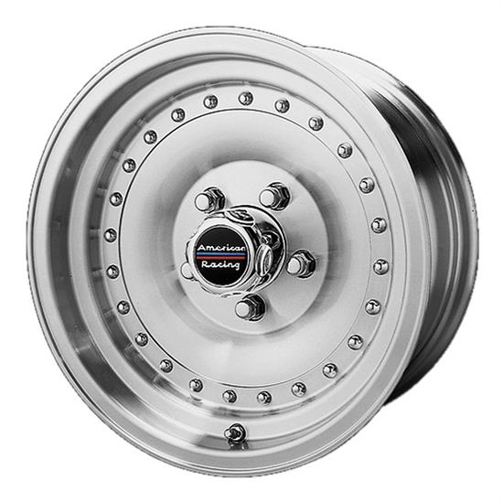 American Racing AR615873 Outlaw Series Wheel, 15 x 8