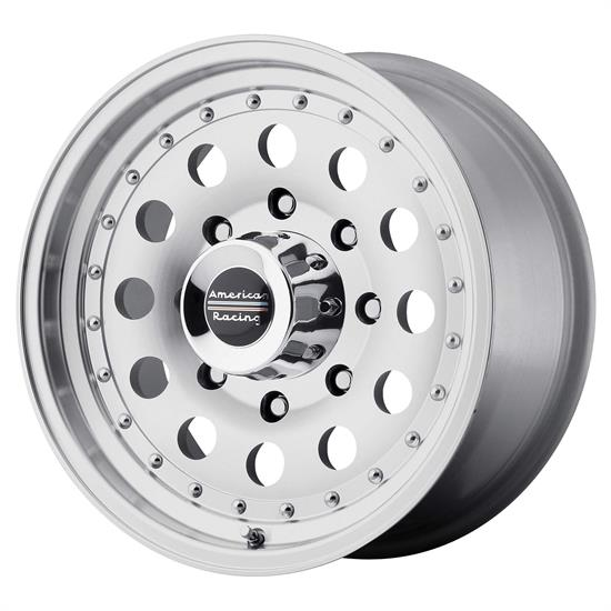 American Racing AR625173 Outlaw II Series Wheel, 15 x 10