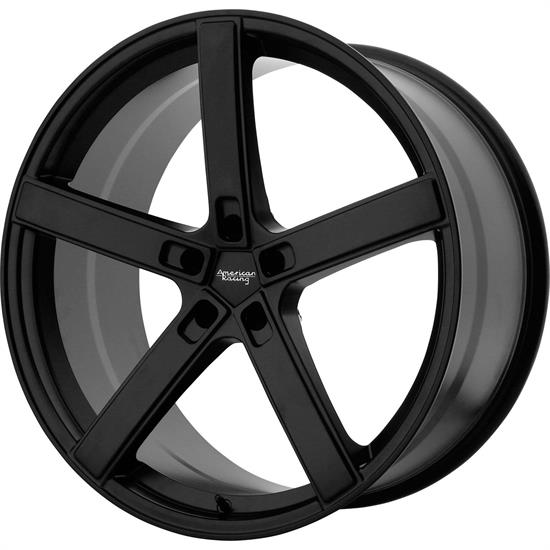 American Racing AR92022552740 Blockhead Series Wheel, 22 x 10.5