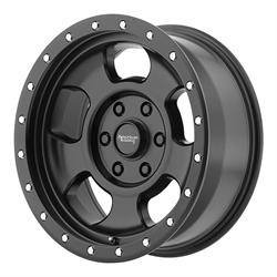 American Racing AR96958012719N Ansen Offroad Series Wheel, 15 x 8