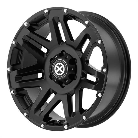 ATX AX20078588700 Yukon Series Wheel, 17 x 8.5