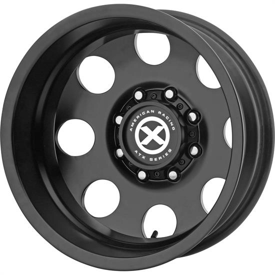ATX AX204765897140N Baja Dually Series Wheel, 17 x 6.5