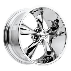 Foose Wheels F10520006155 Legend Wheel, 20x10, Chrome Plated