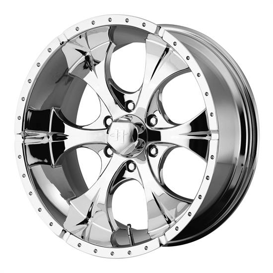 Helo He7915812212 Maxx Series Wheel 15 X 8