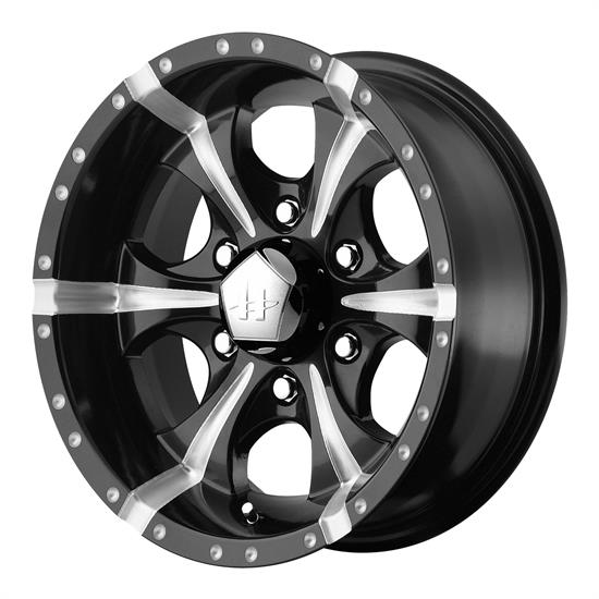 Helo HE7917950912 Maxx Series Wheel, 17 x 9