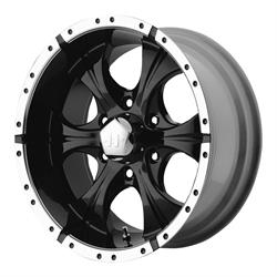 Helo HE7917960312AA Maxx Series Wheel, 17 x 9