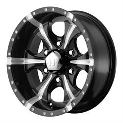 Helo HE7917960912 Maxx Series Wheel, 17 x 9