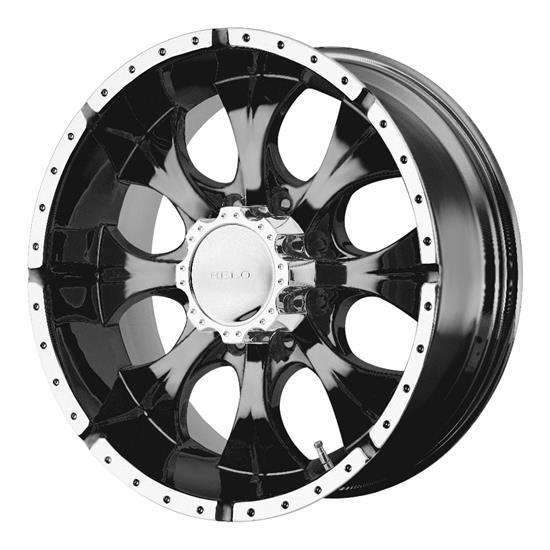 Helo He7917980312aa Maxx Series Wheel 17 X 9