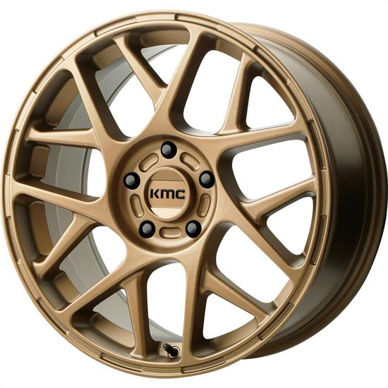 KMC KM70888057638 Bully Series Wheel, 18 x 8