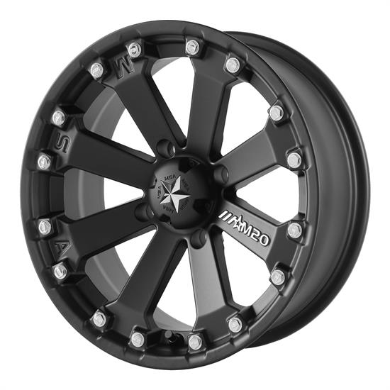 MSA M20-04737 Kore Series Wheel, 14 x 7