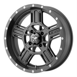 MSA M32-00737G Axe Series Wheel, 20 x 7