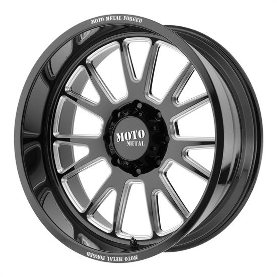 Moto Metal MO40122450976N Wheel, 22 x 14