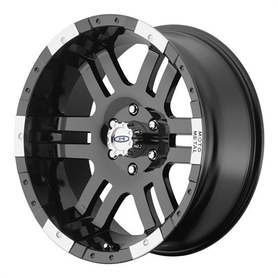 Moto Metal Mo9516860300 Wheel 16 X 8