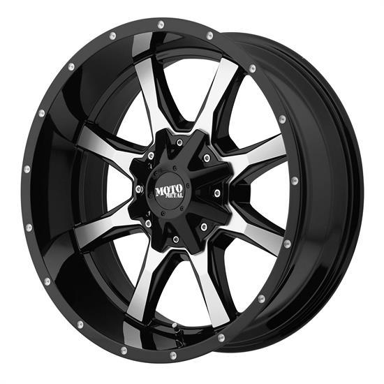 Moto Metal Mo97022088318n Wheel 22 X 10