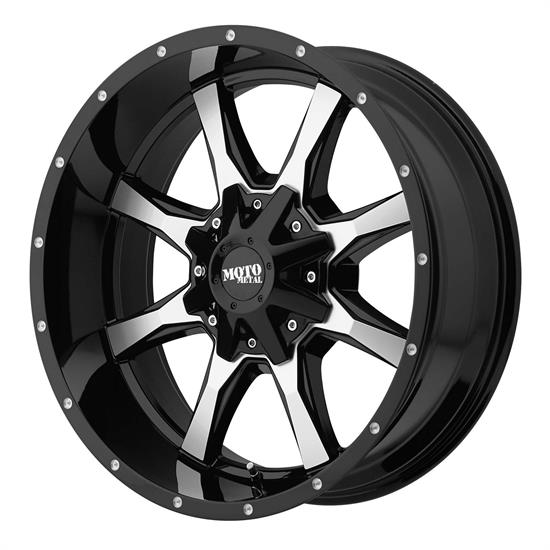 Moto Metal MO97089012318 Wheel, 18 x 9