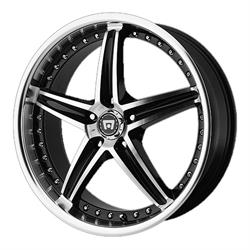 Motegi Racing MR10767012345 Wheel, 16 x 7