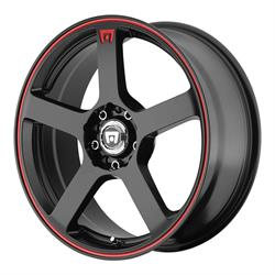 Motegi Racing MR11656598740 Wheel, 15 x 6.5, 4x4.5