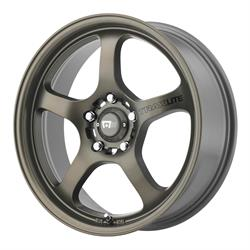 Motegi Racing MR13177012645 Traklite Series Wheel, 17 x 7