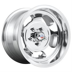 US Mags U10117008245 Indy Wheel, 17x10, High Luster Polished