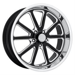 US Mags U11720057365 Rambler Wheel, 20x10.5, Gloss Black