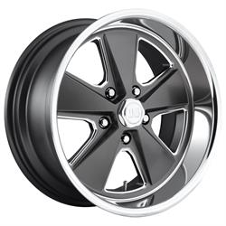 US Mags U12020806145 Roadster Wheel, 20x8, Matte Gun Metal