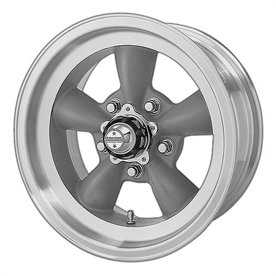 American Racing VN1055873 Torq Thrust D Series Wheel, 15 x 8.5