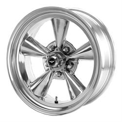 American Racing VN1095565 TTO Series Wheel, 15 x 5
