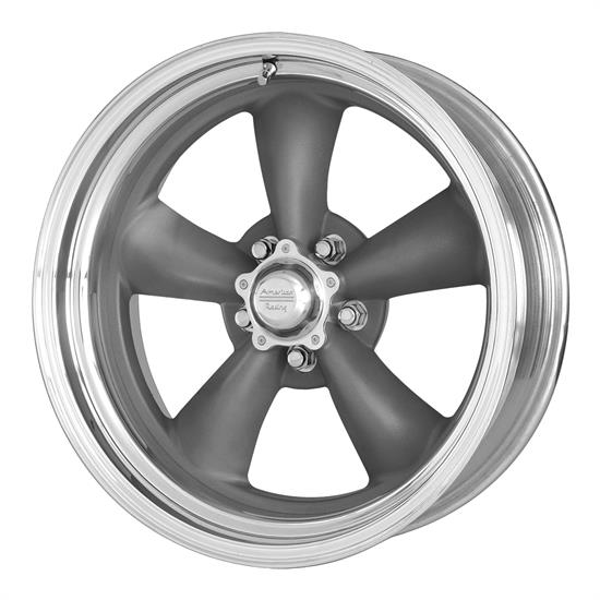 American Racing VN21579574 Classic Torq Thrust II Series Wheel