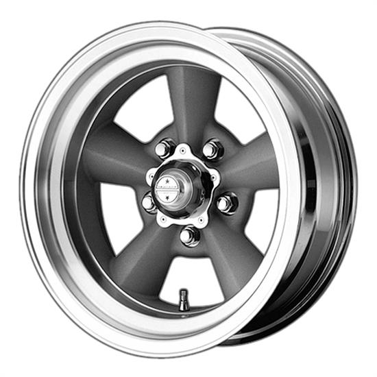 American Racing VN3095761 TTO Series Wheel, 15 x 7