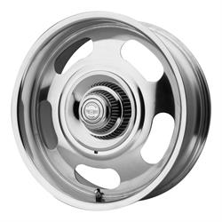 American Racing VN50629568100 Rally One-Piece Series Wheel,20x9.5