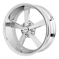 American Racing VN50822150218 Super Nova Series Wheel, 22 x 11