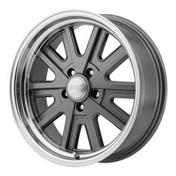 American Racing VN52779012400 427 Mono Cast Series Wheel, 17 x 9