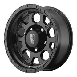 XD XD12257060706N Enduro Series Wheel, 15 x 7
