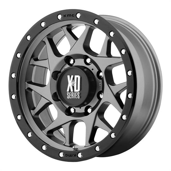 XD XD12729068418 Bully Series Wheel, 20 x 9