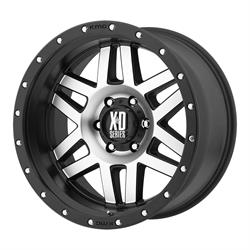 XD XD12889050512N Machete Series Wheel, 18 x 9