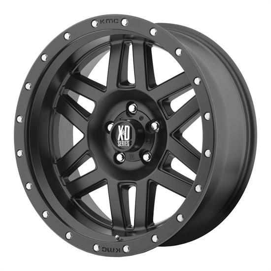 XD XD12889050712N Machete Series Wheel, 18 x 9