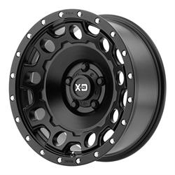 XD XD12978550734 Holeshot Series Wheel, 17 x 8.5