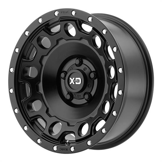 XD XD12989058725 Holeshot Series Wheel, 18 x 9