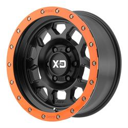 XD XD13279050712N RG2 Series Wheel, 17 x 9